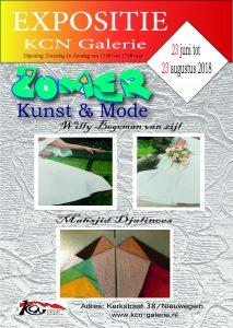 expo zomer kunst en mode